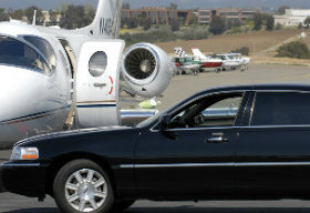 Enjoy Your Airport Transfer with Professional Chauffeur Services