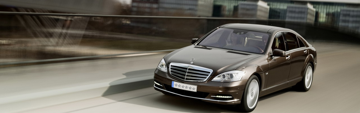 Mercedes Benz for Corporate Transfer