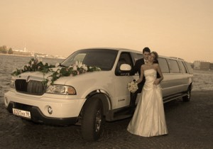 Wedding Limousine Hire Services